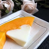 木瓜鲜奶冻的做法图解9