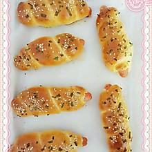 香葱热狗面包