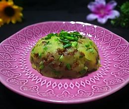 脆哨土豆泥(贵州特色菜)的做法
