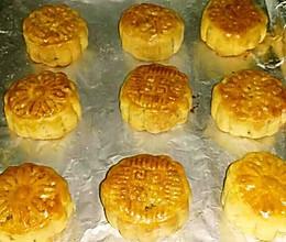 咸蛋冬蓉月饼的做法