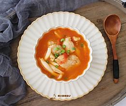 番茄鱼汤的做法