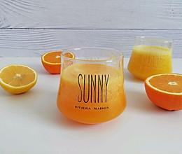 蜂蜜橙汁的做法