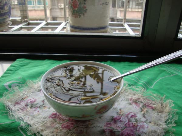 鱼腥草茶的做法