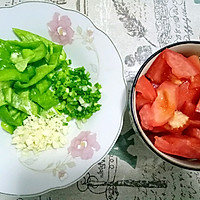 西红柿烧茄子的做法图解1