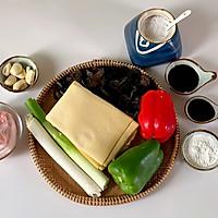 油焖千张#嗨饭十年,吃心不改#的做法图解1