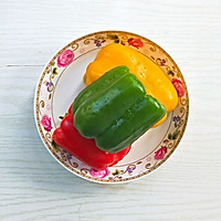 饱满多汁的青椒盅的做法图解5