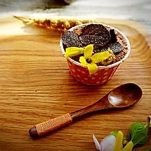 春の巧克力落叶CUP CAKE