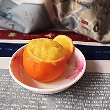 盐蒸橙子-止咳妙招