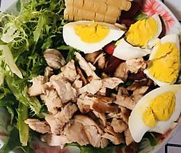 轻食计划!午餐的做法