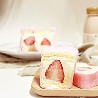 草莓白玉卷