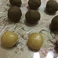 冰皮月饼-这位同学的做法图解4