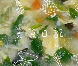 营养五色汤的做法