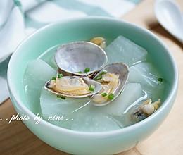 蛤蜊萝卜汤的做法