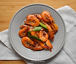 酱香大虾的做法