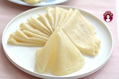 蒸春饼&烙春饼