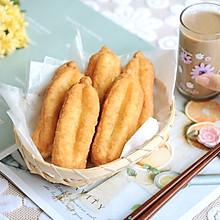甜美豆漿油條早餐