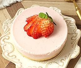 酸奶草莓慕斯的做法