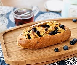 蓝莓法国吐司的花样做法