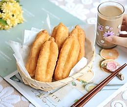 甜美豆浆油条早餐的做法