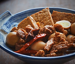 #今天吃什么#冬天天冷自己在家做,懒人版【卤味一锅出】的做法