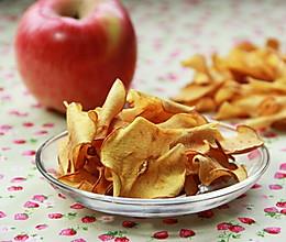 脆烤苹果片的做法