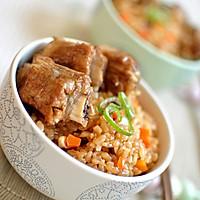 美味懒人饭——排骨焖饭的做法图解7