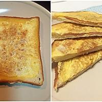 大龄文艺女青年的早餐:10分钟三明治 的做法图解5