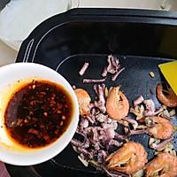 #麦子厨房#美食锅之泰式海鲜粉丝沙拉的做法图解8
