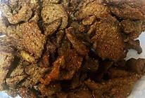 炒烤肉的做法