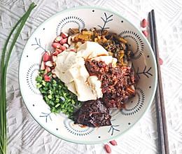 #中秋团圆食味#云南昆明特色小吃豆花米线的做法