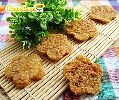 米饼小锅巴