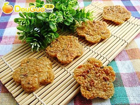 米饼小锅巴的做法