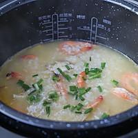 虾蟹粥(煮)#胆·敢不同,美的原生态AH煲#的做法图解18