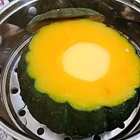 #助力高考营养餐#贝贝南瓜蒸蛋的做法图解9