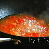 开胃番茄鱼片汤的做法图解6