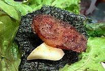 韩式烤肉 简单腊肠版的做法