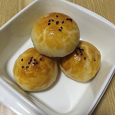 蛋黄酥 核桃酥(改良详尽版)
