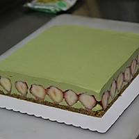抹茶冻芝士蛋糕的做法图解15