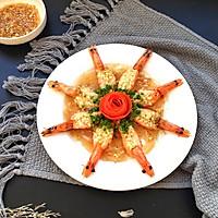粉丝蒜蓉虾的做法图解14