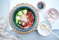#今天吃什么#经典美食在家做—广式腊肠煲仔饭的做法