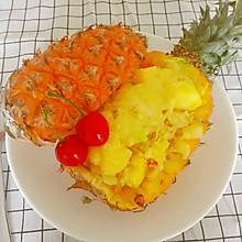 咖喱菠萝饭(烤箱版)