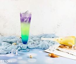 #硬核菜谱制作人#梦幻的鸡尾酒—秋天的童话的做法