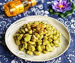 #白色情人节限定美味#炒蚕豆的做法