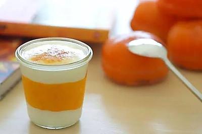 飯合 | 凍柿子奶昔