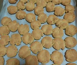 黄豆粉的小饼干的做法