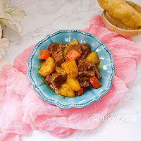 咖喱土豆烧牛肉的做法图解10