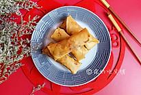 #相聚组个局#三丝春卷 年夜饭的压轴的做法