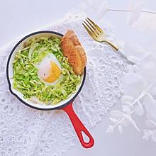 清新版北非蛋—低卡瘦身早餐