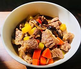 土豆炖牛肉—快手版的做法