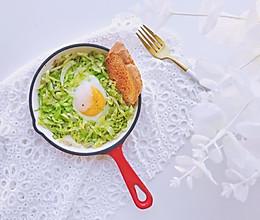 清新版北非蛋—低卡瘦身早餐的做法